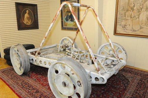 شراء Moon buggy