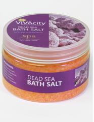 Bath salt (Orange) (250g)