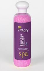 Aromatherapy Bath Salt with essential oil (Lavender) (400g)