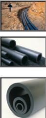 HDPE films (high density polyethylene)