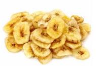 الموز المجفف