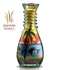 Dolphin 1 Sand Bottles