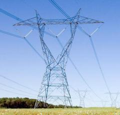 Fittings  for air power transmission lines and